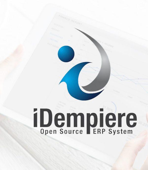 iDempiere ERP logo